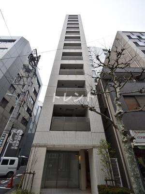 【外観】オープンレジデンシア銀座エスト