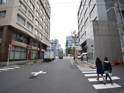 【周辺】オープンレジデンシア銀座エスト