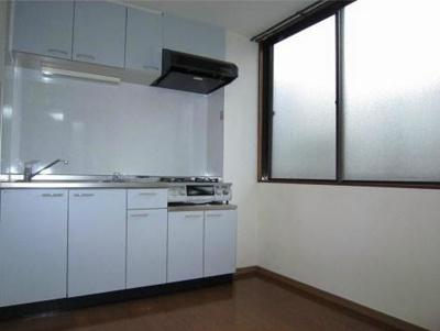 【キッチン】山科ハウス