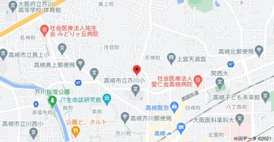 【地図】天神町戸建