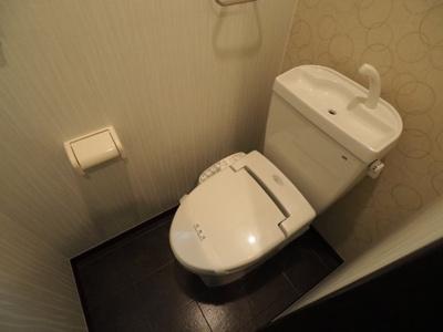 【トイレ】天神町戸建
