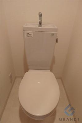 【トイレ】エイペックス天神橋Ⅰ