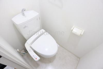 【トイレ】レジディア京町堀