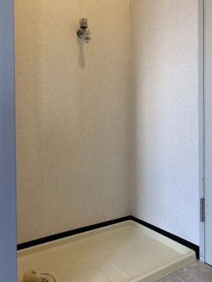 洗濯機置き場※別部屋のイメージ写真となります