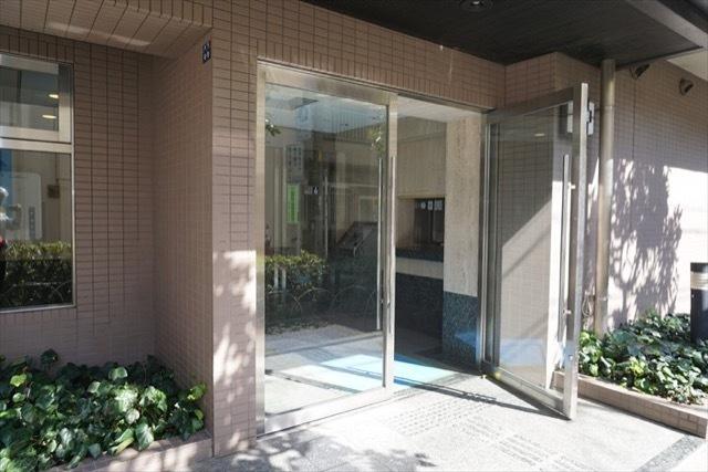 【エントランス】シーアイマンション池袋西