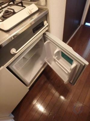 ミニ冷蔵庫完備☆