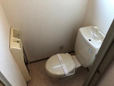 【トイレ】セジュールシマ A棟