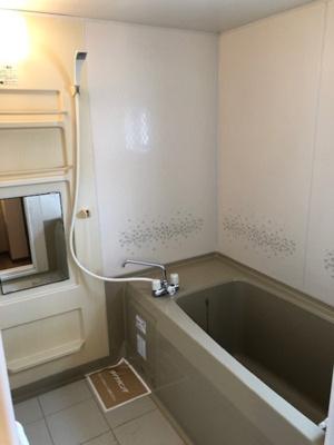 【浴室】セジュールシマ A棟