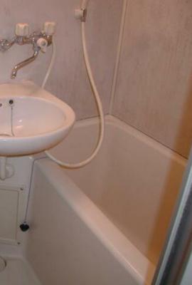 【浴室】メゾンドマーツ