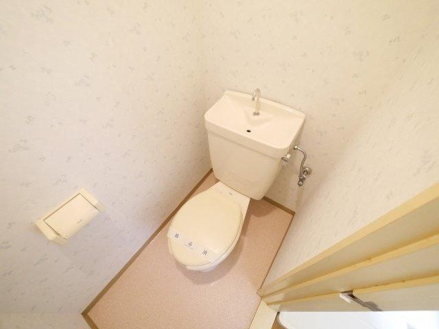【トイレ】ドミール六高台