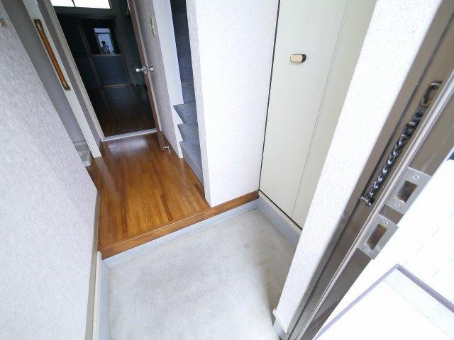 【玄関】ドミール六高台