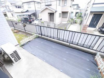 【庭】ドミール六高台