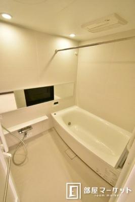 【浴室】レゾンシティ岡崎駅前プレミアムコート
