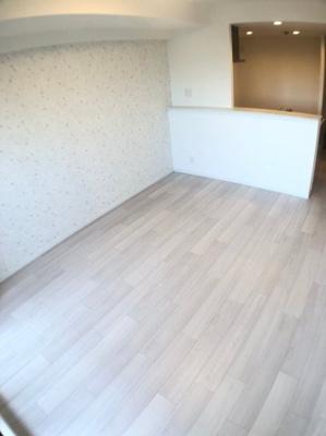 【キッチン】ライオンズマンション城東緑橋