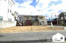 伏見区向島西堤町 注文建築 建築条件なし 土地の画像