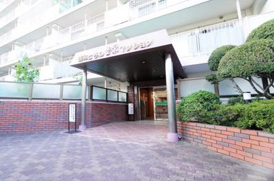 【エントランス】豊栄浦和常盤マンション