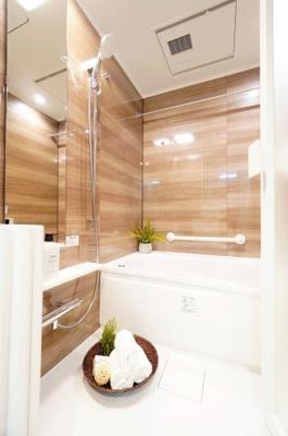 【浴室】豊栄浦和常盤マンション