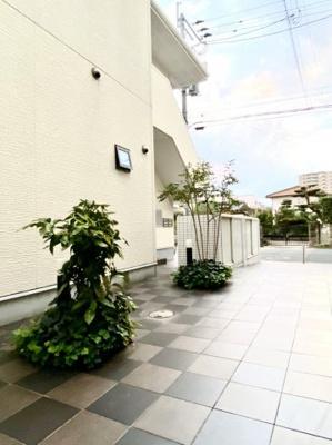 【エントランス】mia casa高宮(ミアカーサタカミヤ)