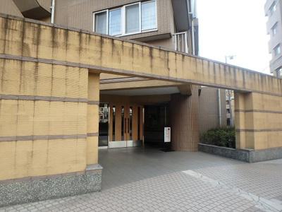 【エントランス】ライフピア蕨南町弐番館