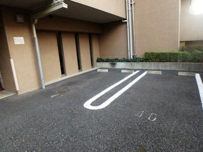 【駐車場】ライフピア蕨南町弐番館