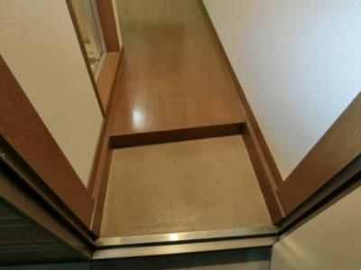 【玄関】ドミシルアヤ十番館
