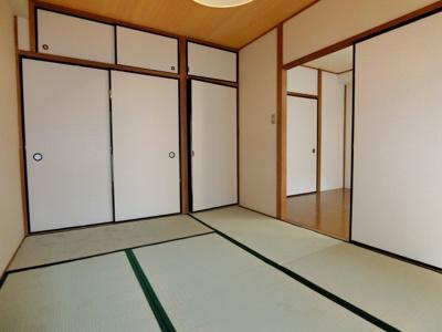 【和室】コーポ湯浅