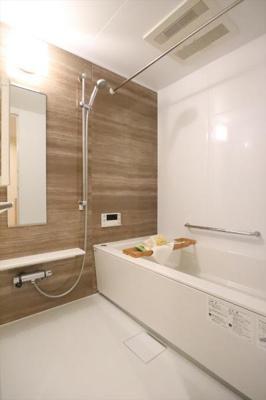 【浴室】グランディオシティ武蔵浦和