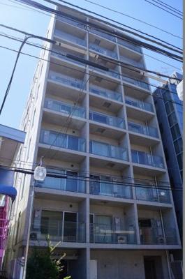 川崎駅近オートロックデザイナーズマンション