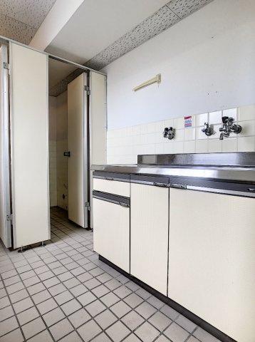 【キッチン】ウエストビレッジ