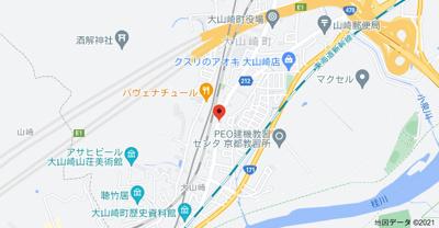 【地図】ハミングアヴェニュー (株)Roots