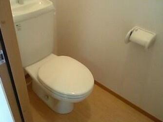 【トイレ】アンカレッジ水無月
