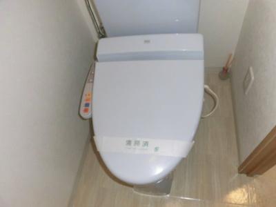 【トイレ】シティメゾンサビ