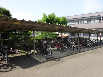 【駐車場】サンフレッシュ西下台