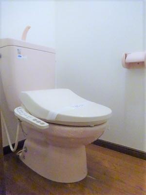 【トイレ】サンフレッシュ西下台