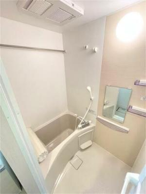 【浴室】プルメリア東正雀