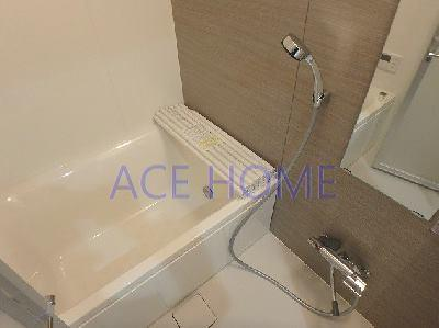 【浴室】INOYA BLDG RESIDENCE