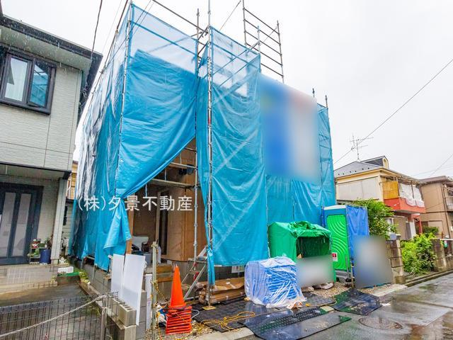 【外観】岩槻区宮町2丁目16-26(1号棟)新築一戸建てブルーミングガーデン