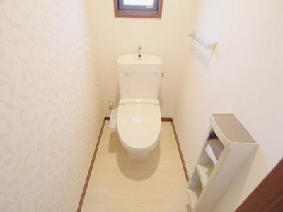 【トイレ】ベルソー Ⅱ番館