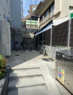 【駐車場】blue palette東馬込(ブルーパレットヒガシマゴメ)