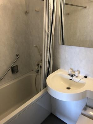 【浴室】フラッツY