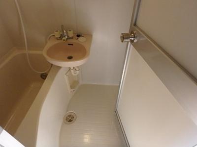 【浴室】ガラ・ステージ目白