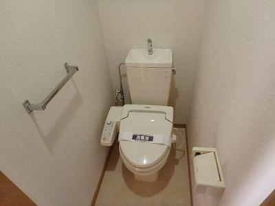 【トイレ】ガラ・ステージ目白