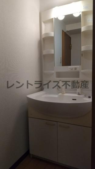 【洗面所】メゾン・ド・エヴァン