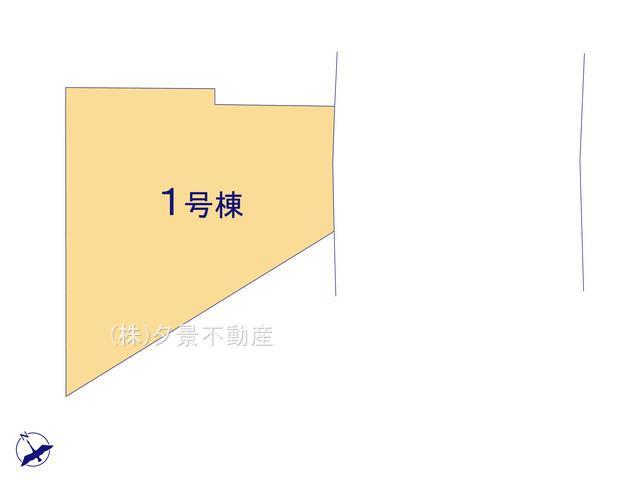 【区画図】浦和区領家6丁目365-7(1号棟)新築一戸建てリーブルガーデン