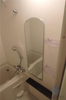 【浴室】グランカリテ大阪城イースト
