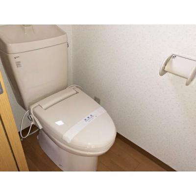 【トイレ】コーポ竹腰
