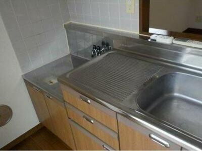 【キッチン】F&Wビル
