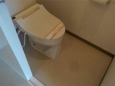 【トイレ】F&Wビル