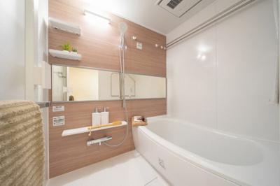 【浴室】バルミー千石