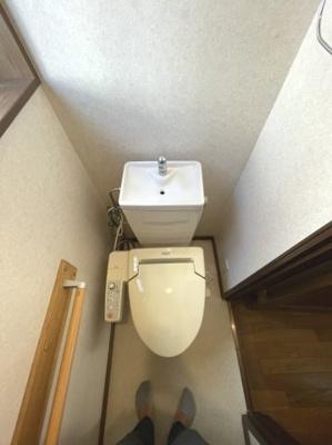 【トイレ】園生町戸建